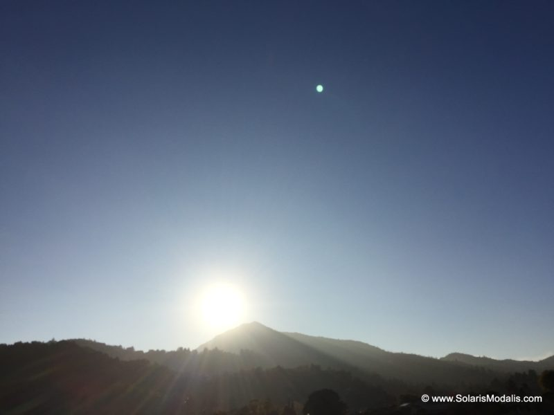 Today's Sun