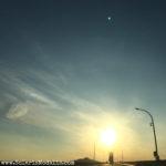 A Lightship Greeting post-UFO Meeting