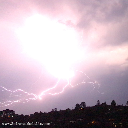 The Sequence of the Storm – Stunning Stills of Lightning Sequence #2