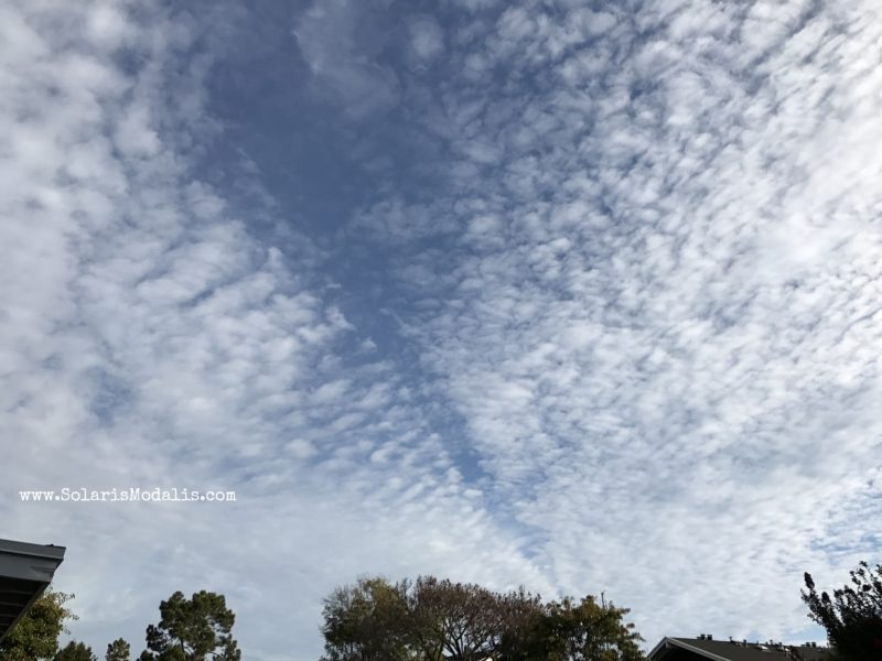 Evidence of Cloaked Ships, Line in Sky, Line in Cloudbank, Cloaking Technology