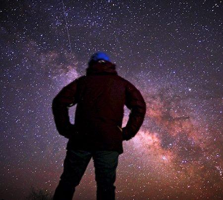 Milky Way, extraterrestrial